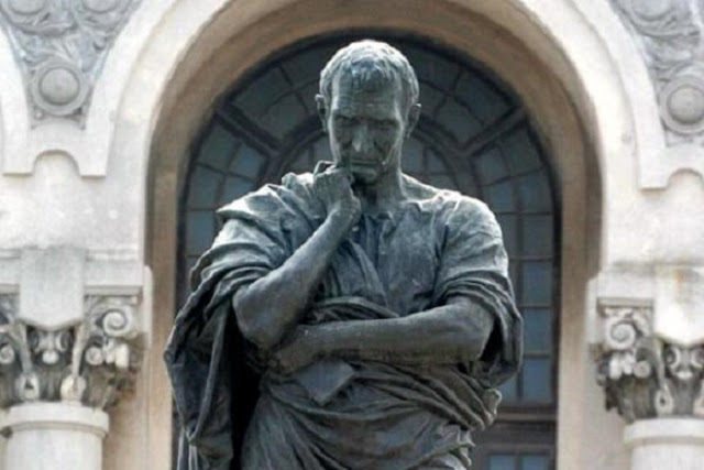 Exiled for his sense of humour, poet Ovid has last laugh