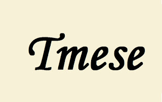 Figuras de linguagem: Tmese
