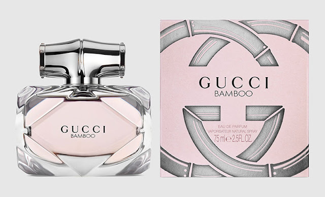 Gucci Unveils New 'Bamboo' Fragrance Campaign