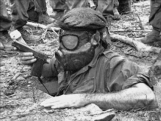 Ratas de túnel - Soldado Americano de la Guerra de Vietnam