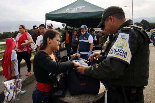 Contrabando en frontera con Colombia deja sin productos al Táchira