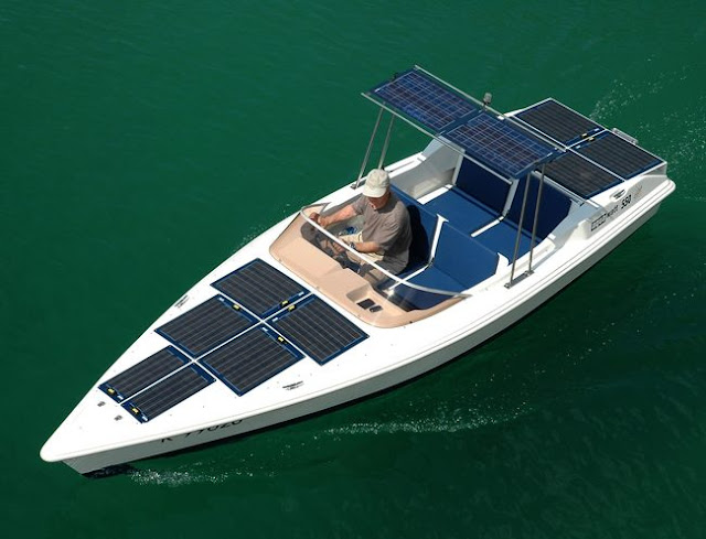 Compact Electric Boat