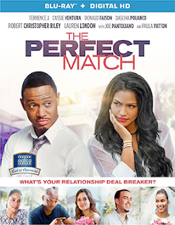 DVD & Blu-ray Release Report, The Perfect Match, Ralph Tribbey