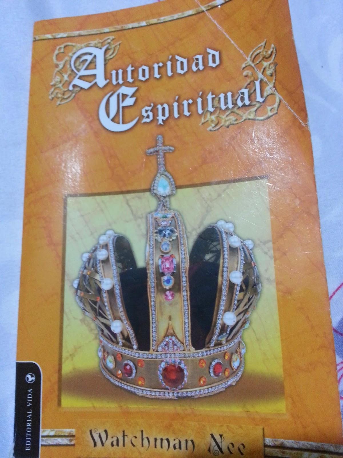descargar libro autoridad espiritual watchman nee pdf