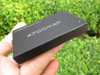 Baterai Hape Outdoor Snopow M9 Original 4700mAh