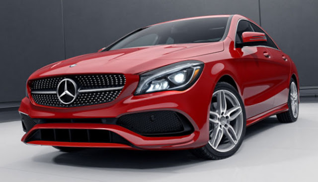 Mercedes CLA 250 4MATIC 2017