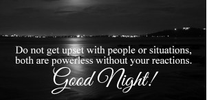images of good night greeting