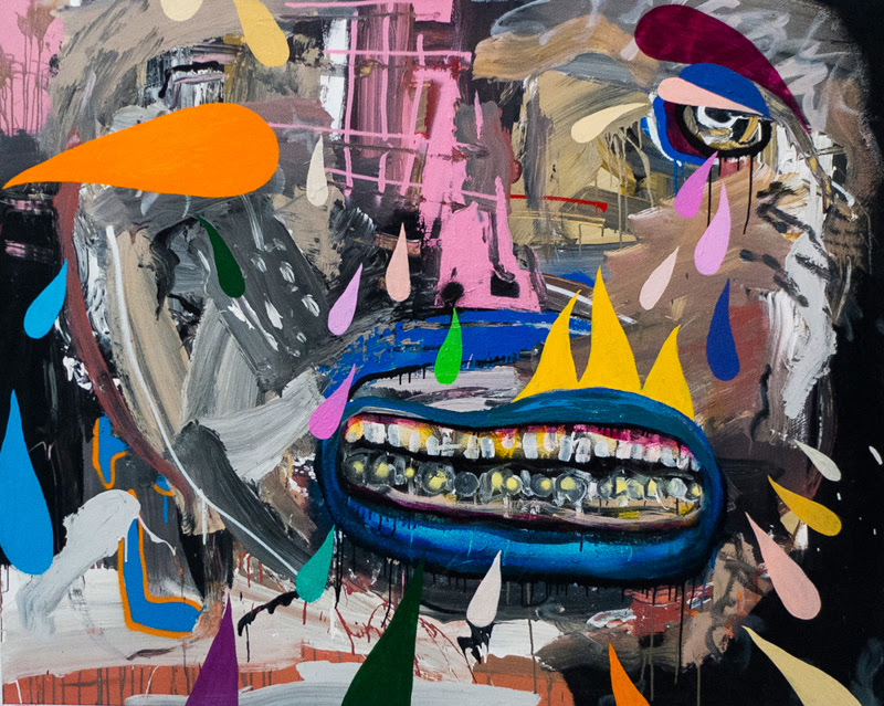 Paintings by Javier Remirez de Ganuza from Spain