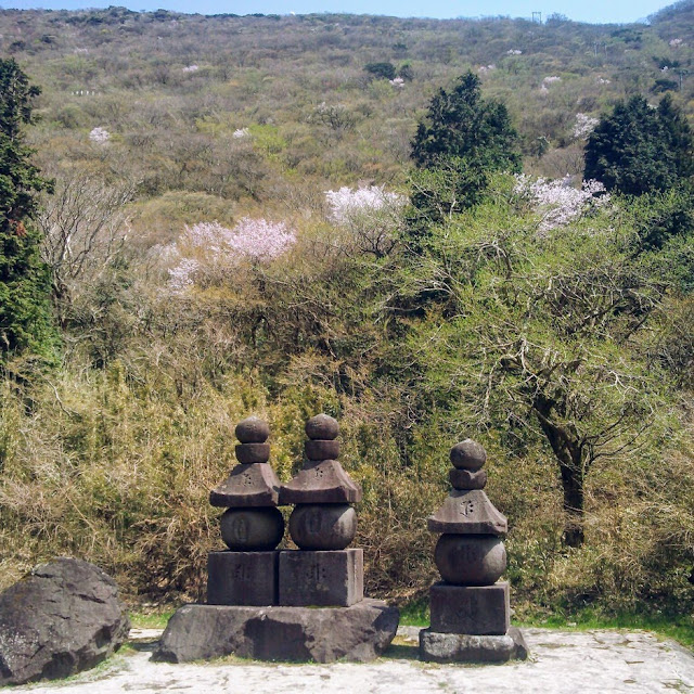 東海道 国道1号 曽我兄弟の墓