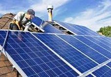 cara kerja panel sel surya solar sel panel matahari listrik