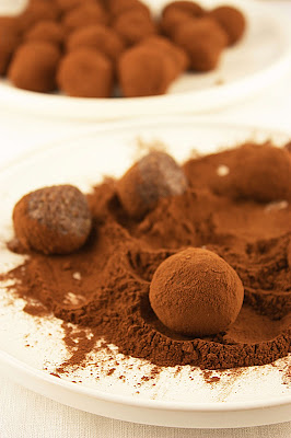 SWEET AND HEALTHY,CHOCOLATE TRUFFLES