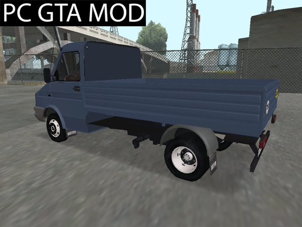 Free Download 2010 Zastava Daily Pickup  Mod for GTA San Andreas.