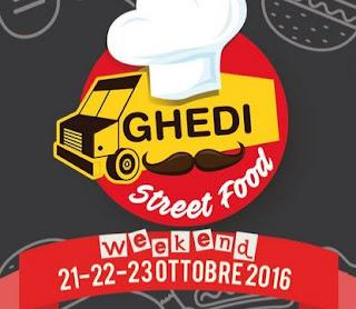 Street Food Festival 21-22-23 ottobre Ghedi (BS)