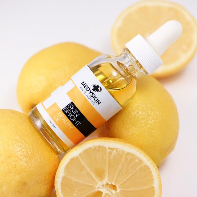 Vitamin C Gesicht Öl