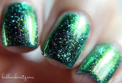 Vapid Nail Lacquer Whoooo Are Youuuuu | Curiouser & Curiouser Collection