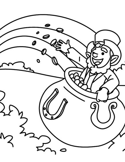 St Patricks Day Clip Art Crafts Printables Coloring Pages Cards