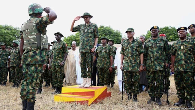Buhari Approves Establishment Of A New Battalion Of The Nigerian Army And Police