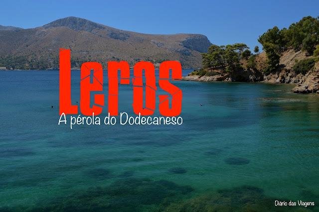 Visitar as ilhas gregas, Roteiro Leros