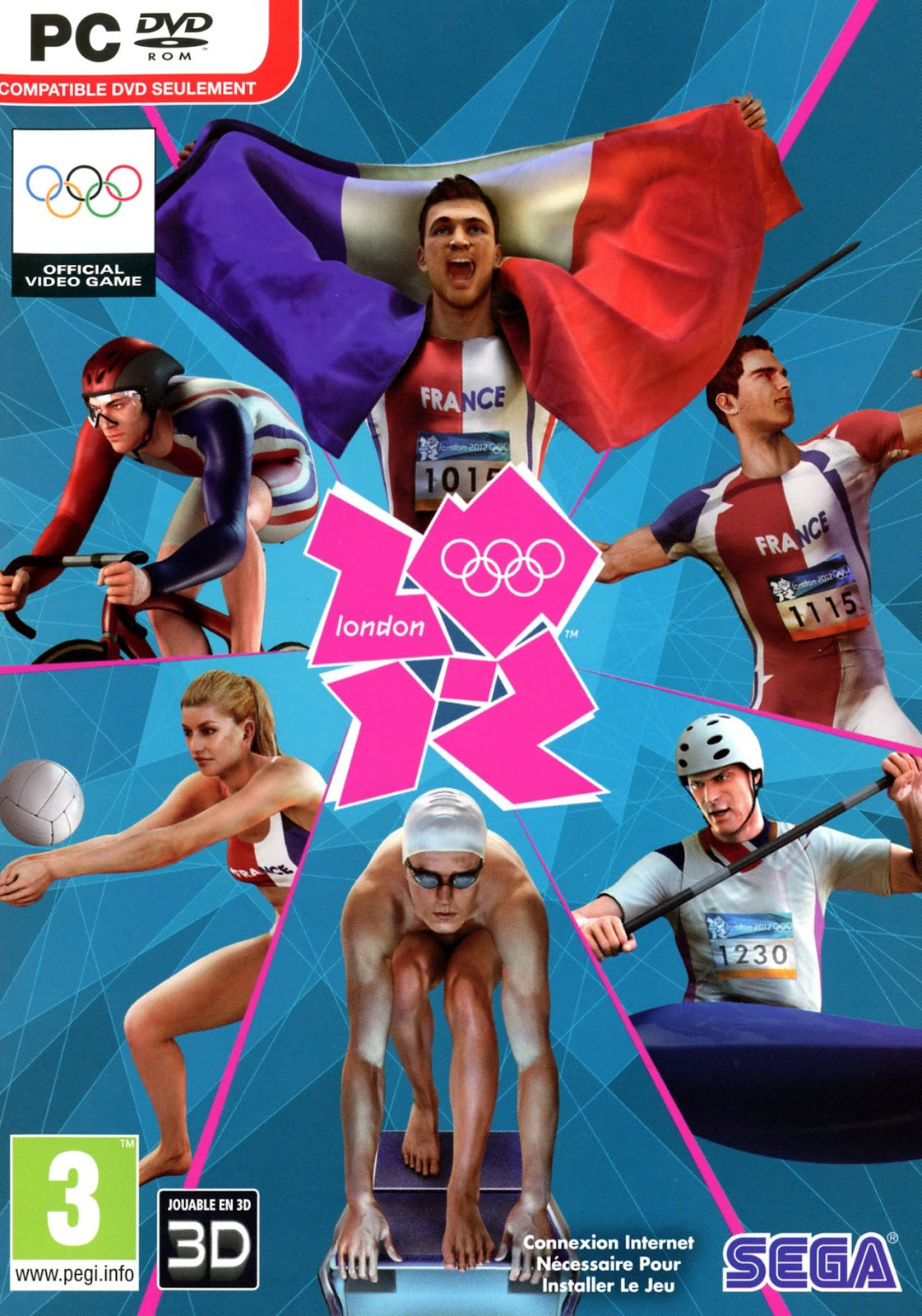 All Gaming Download London 2012 The Official Video Game