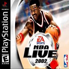 NBA Live 2002 - PS1 - ISOs Download