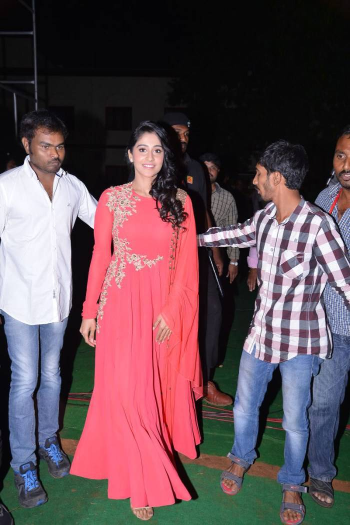 Tollywood Queen Regina Cassandra Hot Photos In Pink Dress