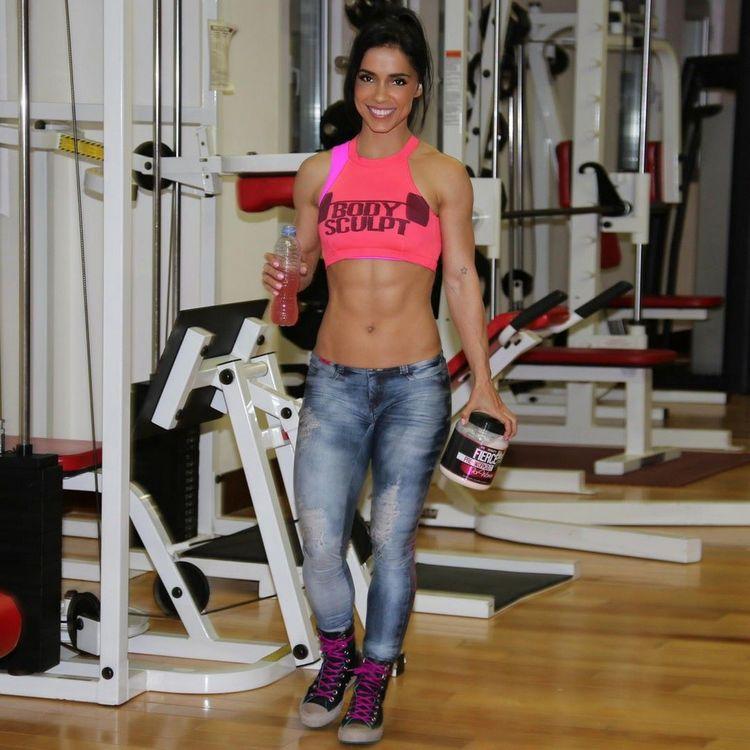Andreia Brazier personal trainer