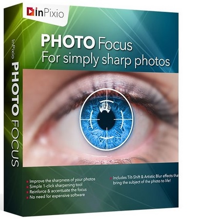 Avanquest InPixio Photo Focus 3.6.6282 poster box cover