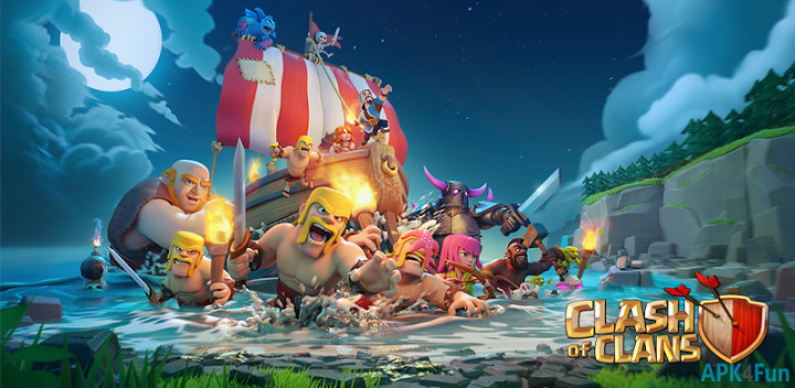 Clash of Clans Ultima version