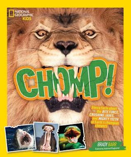 CHOME! Fierce Bites & Jaws Nat'l Geo Kids