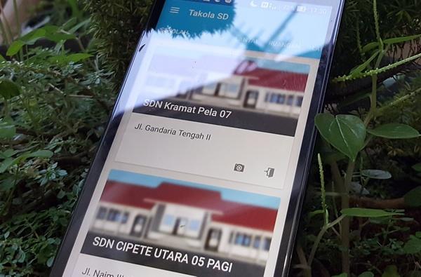 Aplikasi Takola Pengganti Mekanisme Proposal Penerima Bantuan Rehab Sekolah