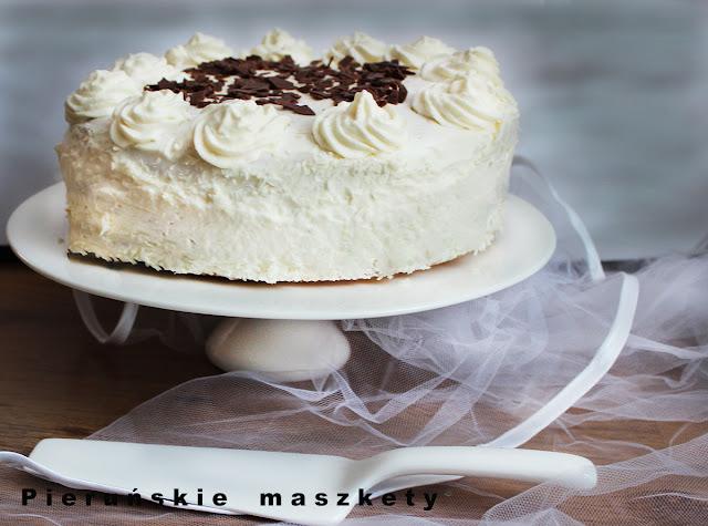 łatwy przepis na tort