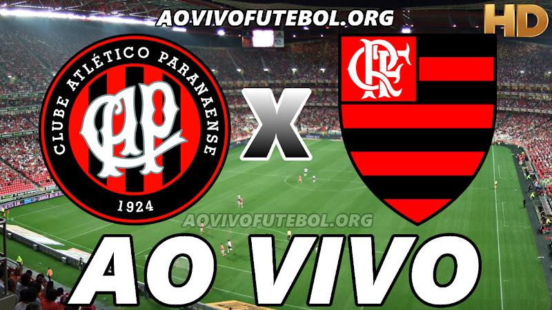 Assistir Atlético Paranaense vs Flamengo Ao Vivo HD