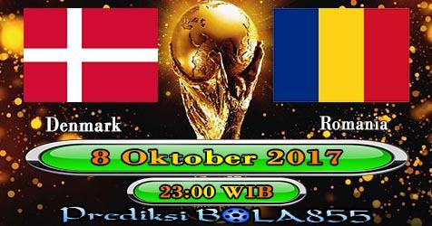 Prediksibola855 Denmark vs Romania 8 Oktober 2017