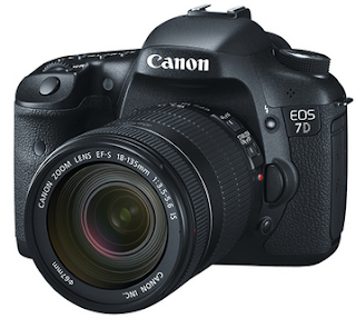 Canon EOS 7D Firmware Free Download