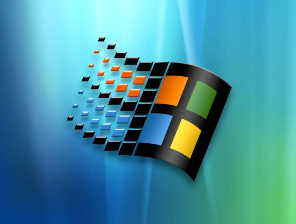 Windows Logo Wallpaper Wallpapers Savage