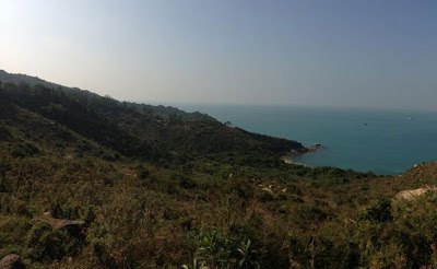 Hike on Lamma Island