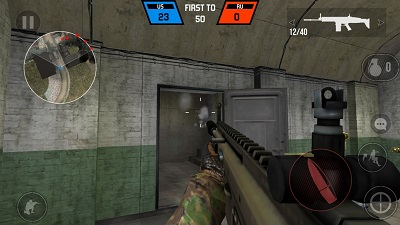 Bullet Force Mod Apk (Unlimited Ammo+No Recoil)