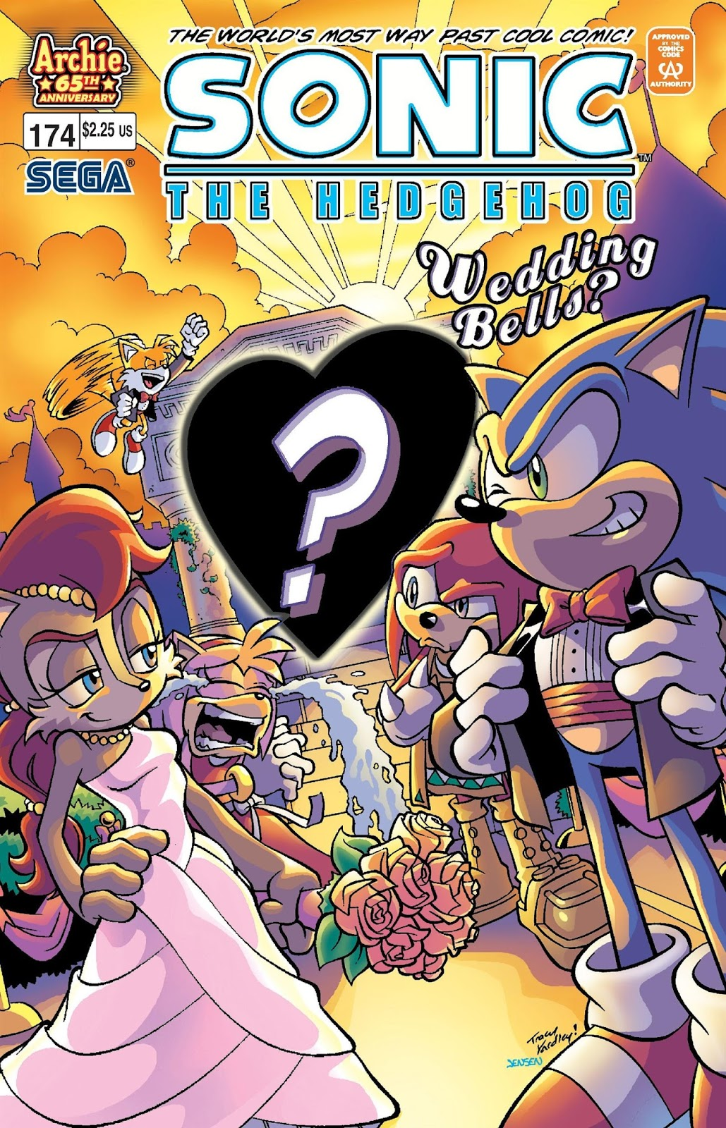 hedgehogs can t swim sonic the hedgehog issue 174