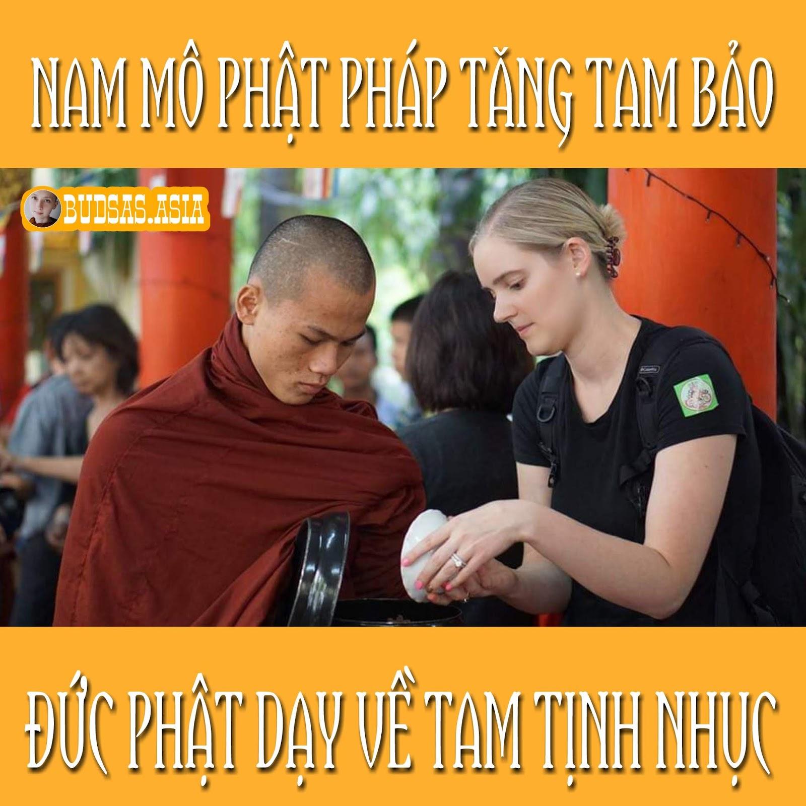 """Đức Phật dạy về """"Tam tịnh nhục"""" - vì sao có vị xuất gia thọ đồ """"mặn""""?"""