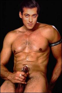 Salman Khan Nude Cock