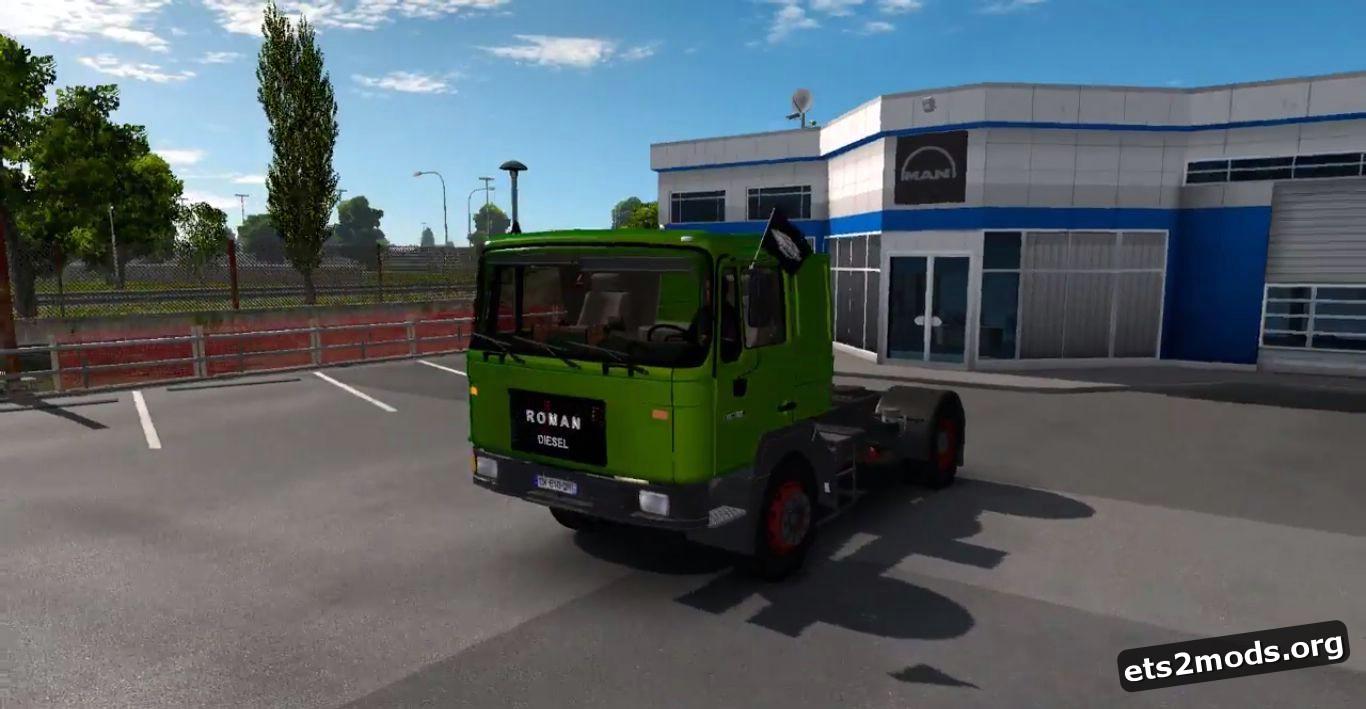 Truck - Roman Diesel V 0.5