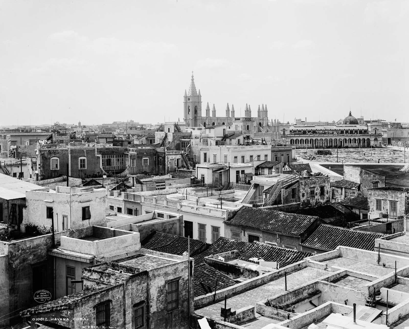 Havana. 1904.