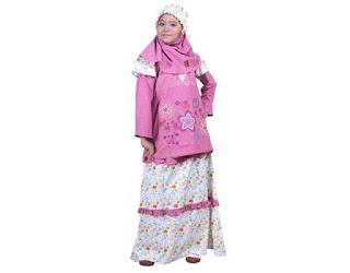 model baju muslim anak perempuan terbaru model baju muslim anak muda