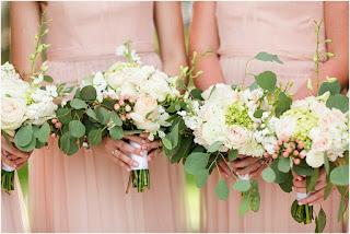 Captivating Bridesmaid Flower Bridal Bouquets