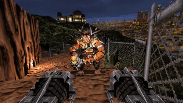 Duke Nukem 3D 20th Anniversary World Tour For Free