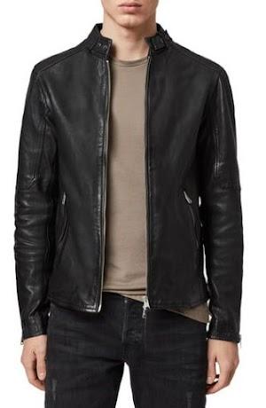 Jual Jaket Kulit Asli Garut Pria Domba Original Brida Leather M09 | WA 08813430588