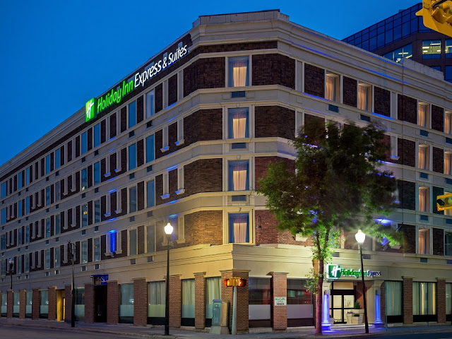 Holiday Inn Express em Downtown Regina