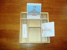 Parts of a Volcano cards