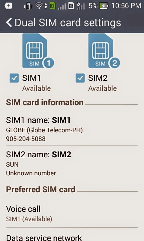 how to get data off a sim card