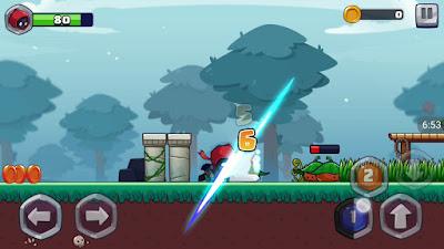 لعبة Sword Man Monster Hunter مهكرة جاهزة للاندرويد, لعبة Sword Man Monster Hunter مهكرة بروابط مباشرة